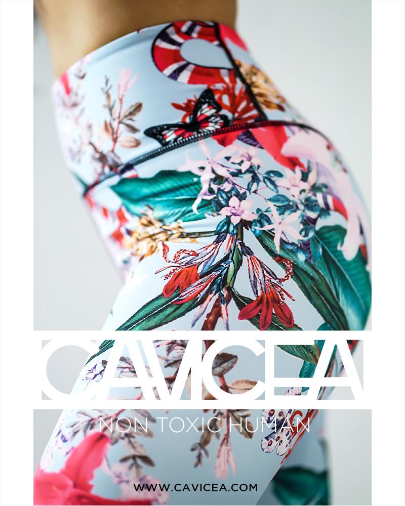 cavicea eden luxury active wear